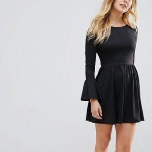 Dresses - Bell Sleeve Dress